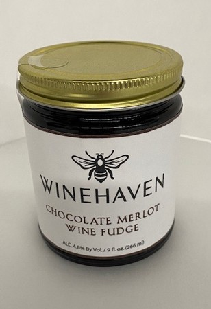 Chocolate Merlot Wine Fudge