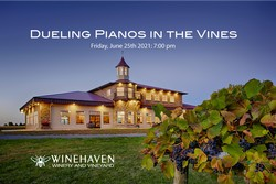 Dueling Pianos in the Vines